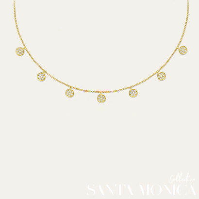 Santa Monica Pier Necklace