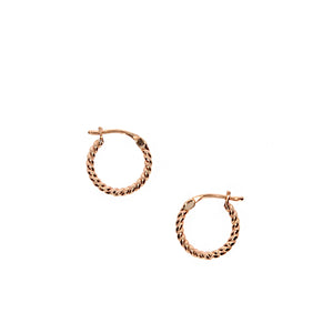 PREORDER - Twisted Hoops