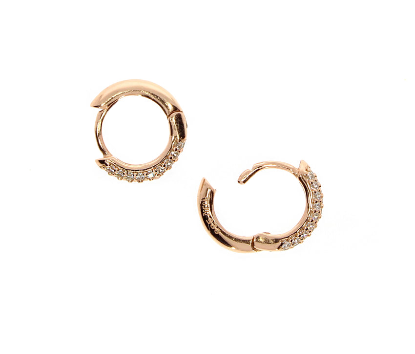 PREORDER - Bling Hoops