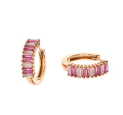 Pink Dream Hoops