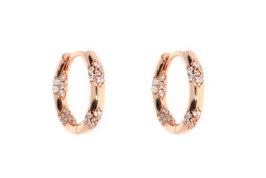 Sparkling Sea Hoops