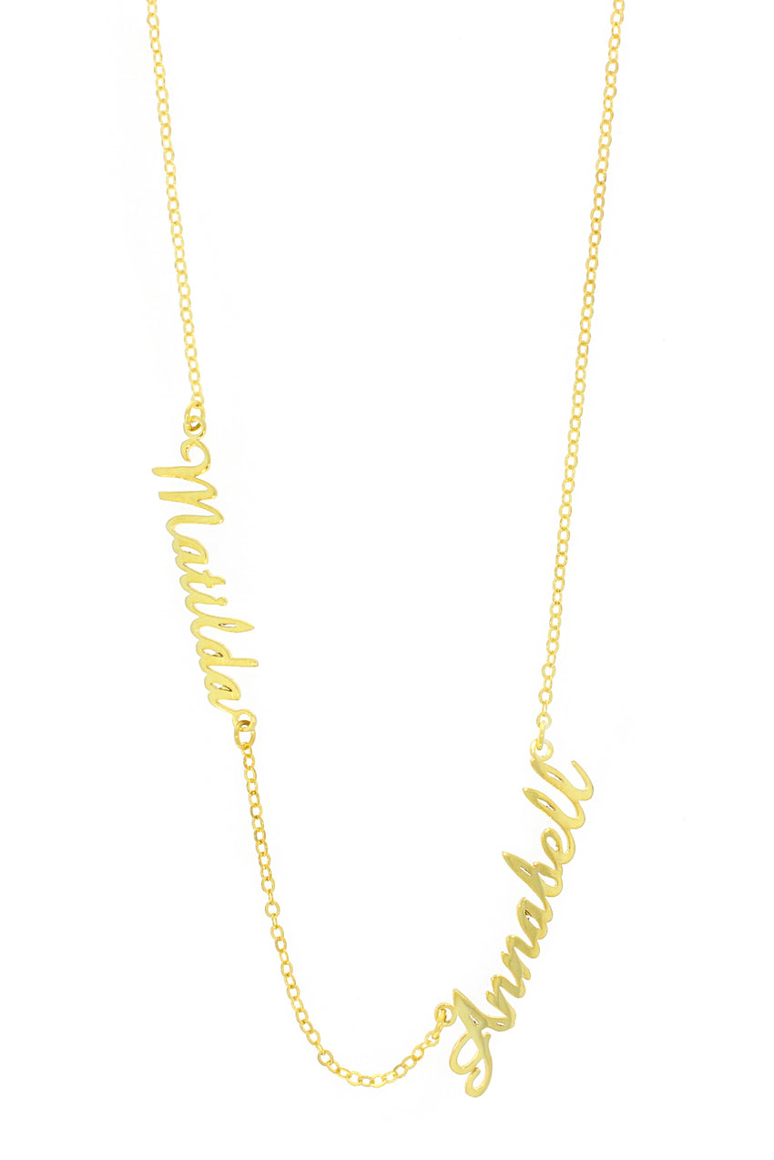 Words matter Necklace