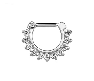 Signature Piercing Bar Hoop