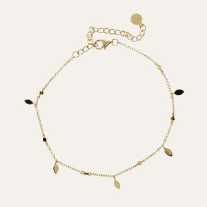 Sandy Days Anklet