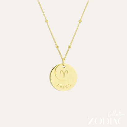 Zodiac Necklace | ARIES