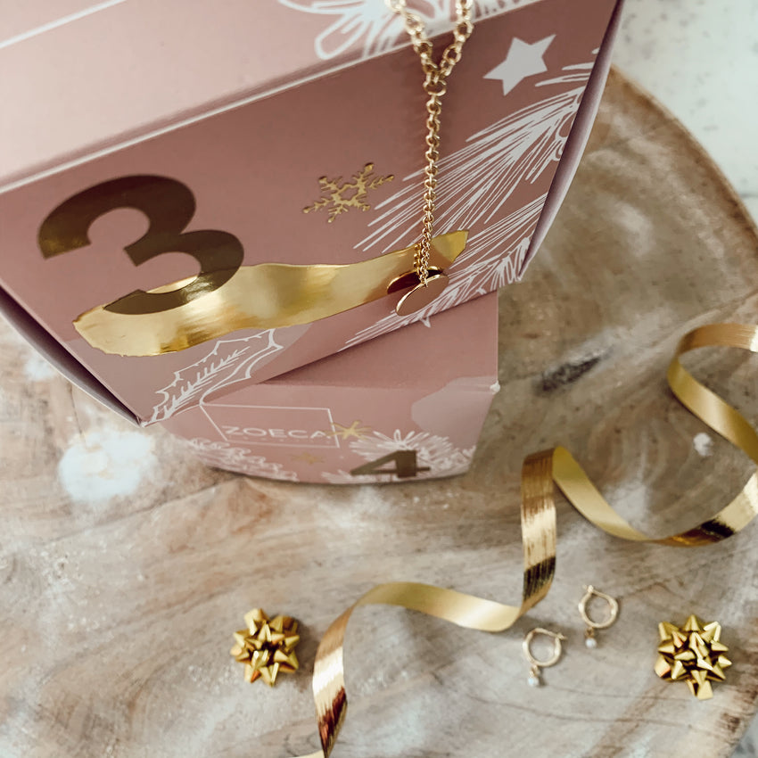 ZOECA ADVENTSKALENDER: M - ADVENT BOX