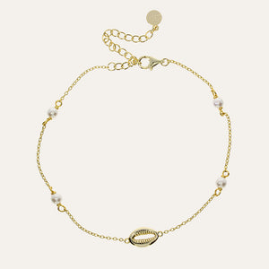 Lucky Shell Anklet
