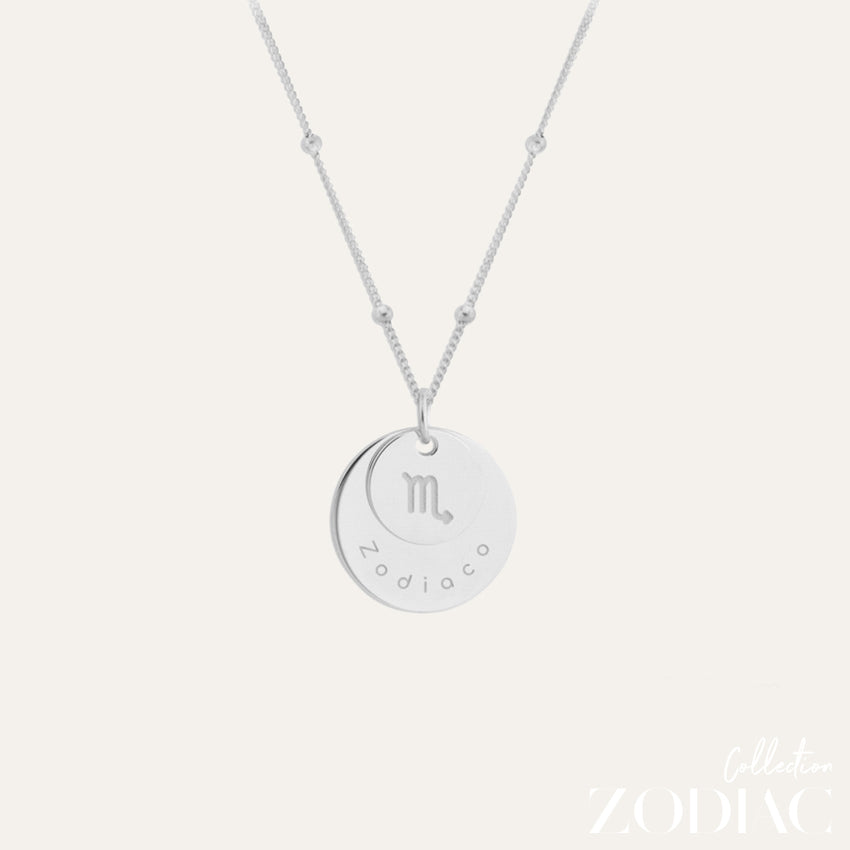 Zodiac Necklace | SCORPIO
