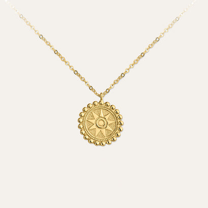 Sun Child Necklace