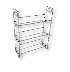 Clip-Together Shelf Unit Small