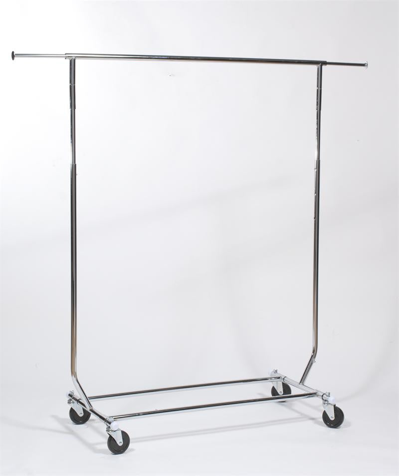 Salesman Single Rail Rack