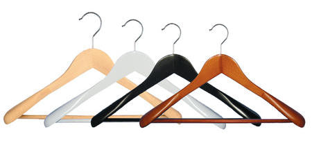 Executive Flare Suit Hanger