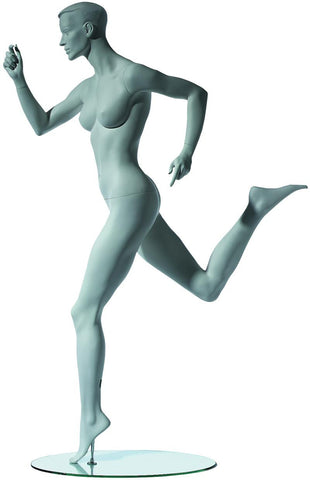 Female Runner Pose 1