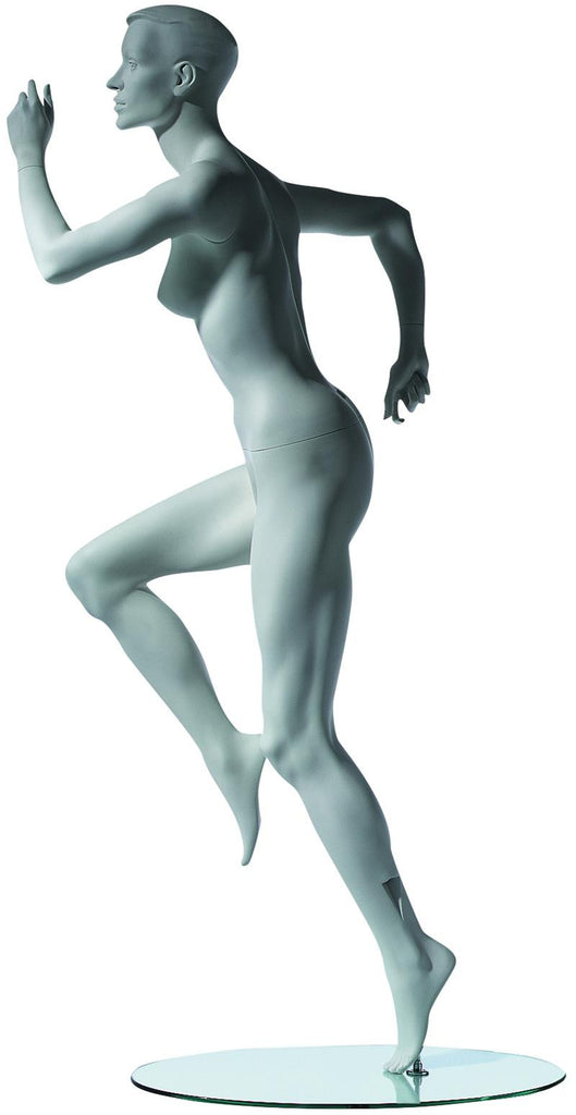 Female Runner Pose 2