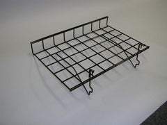 "Grid Straight Shelf 15"" X 24"" With Lip (5 Pack)"