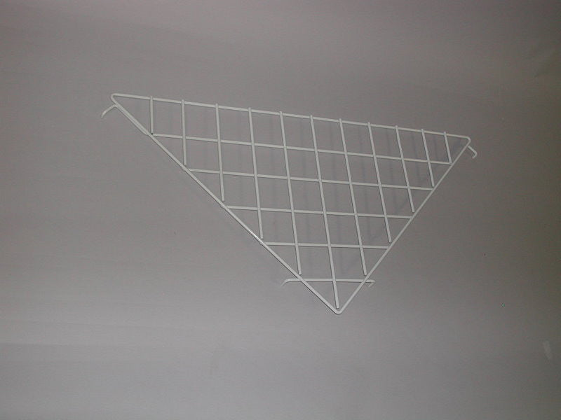 Grid Triangular Shelf (5 Pack)