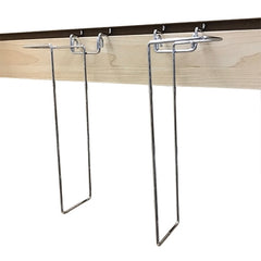 "Adjustable Literature Holder 11""H Pair"