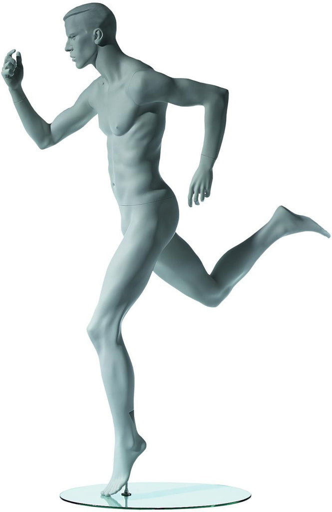 Male Runner Pose 1