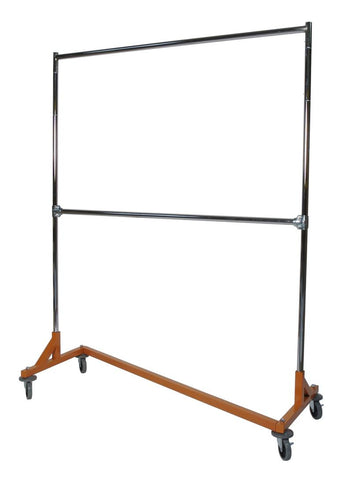 Double Rail Z-Rack With Extensions