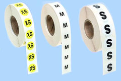 "1/2"" Circular Labels (Color)
