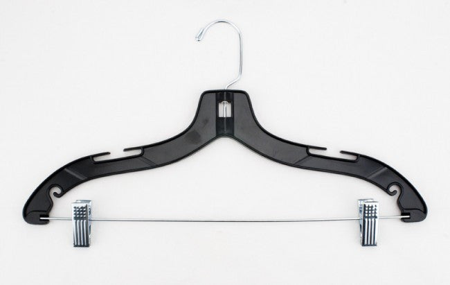 Adult Heavy Weight Suit Hanger Black