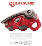 Lifeguard Assisted Breaking Belay Device