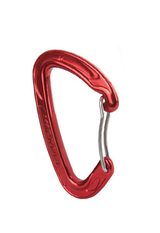 Ultra-Light Wire Bent Carabiner