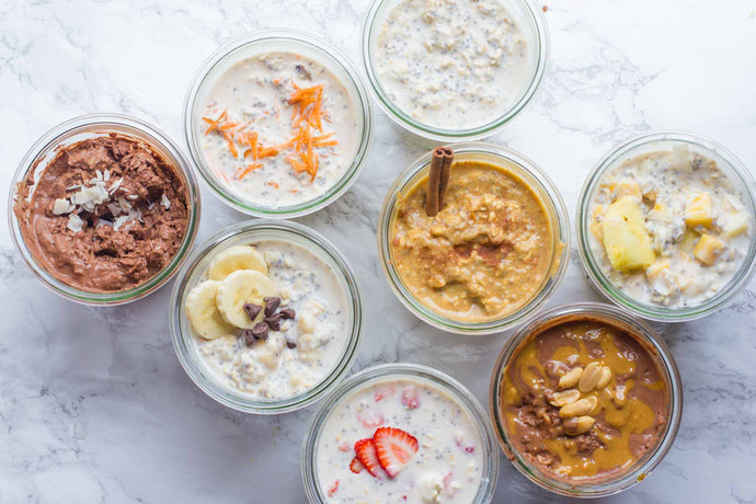 8 Of Our Favorite Overnight Oat Recipes