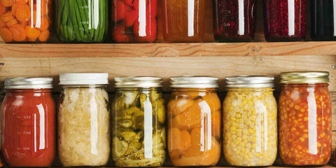 4 Healthy Pantry Staples