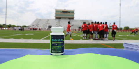Mike Vick Dallas Football Camp Recap | EnduraQ