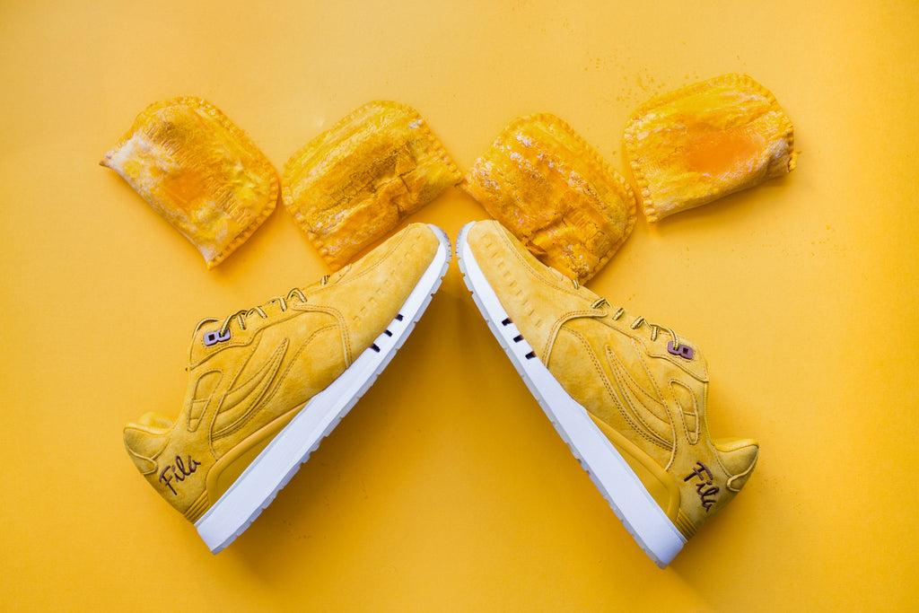 ALUMNI X FILA - PEOPLE TRY JAMAICAN BEEF PATTIES FOR THE FIRST TIME