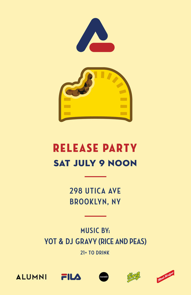 Alumni x Fila Beef Patty Release Party