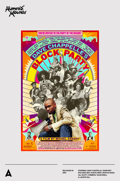 ALUMNI'S MOVIES | Dave Chappelle's Block Party