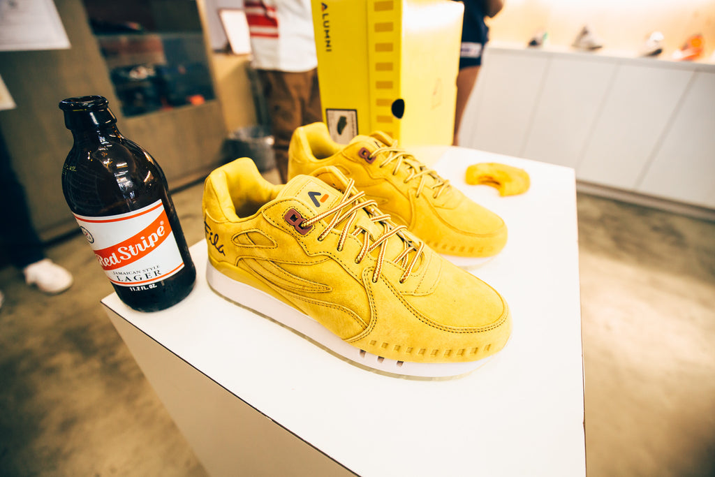ALUMNI X FILA BEEF PATTY RELEASE PARTY RECAP