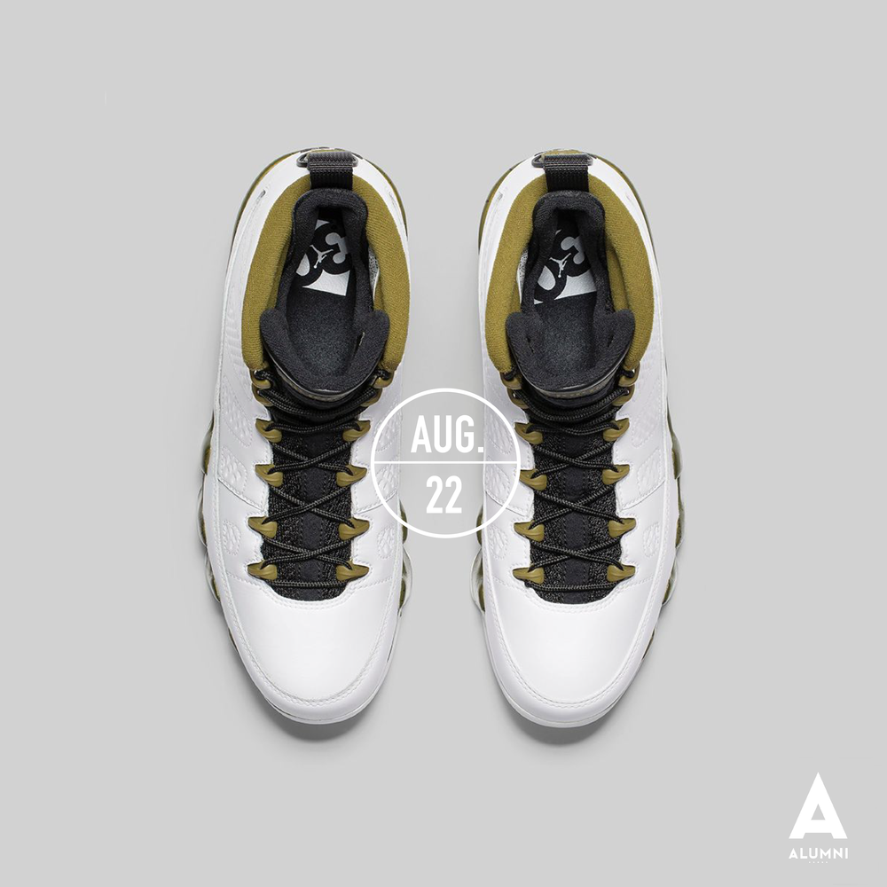 3712589879db48 ... coupon for release information air jordan 9 statue alumni 21379 d7a25