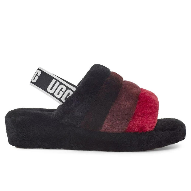 Fluff Yeah Slide 'Black Multi'