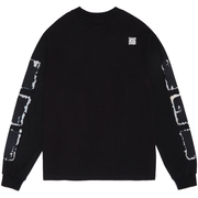 Burnt Hanji Long Sleeve 'Black'