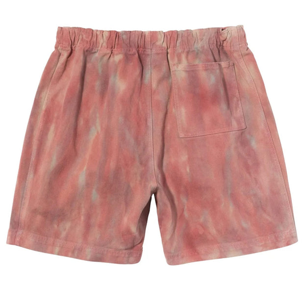 Dyed Easy Short 'Rust'