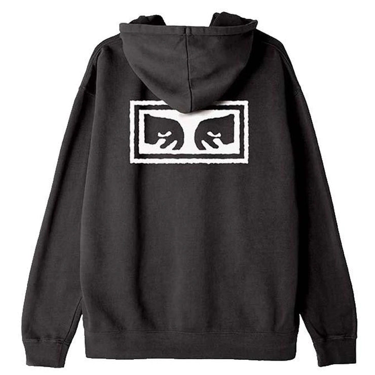 Eyes 3 Pigment Pullover Hood