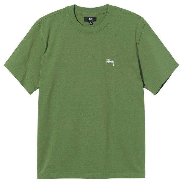 Stock Logo S/S Crew 'Green'