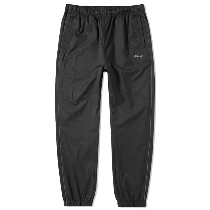Piping Track Trouser 'Black'