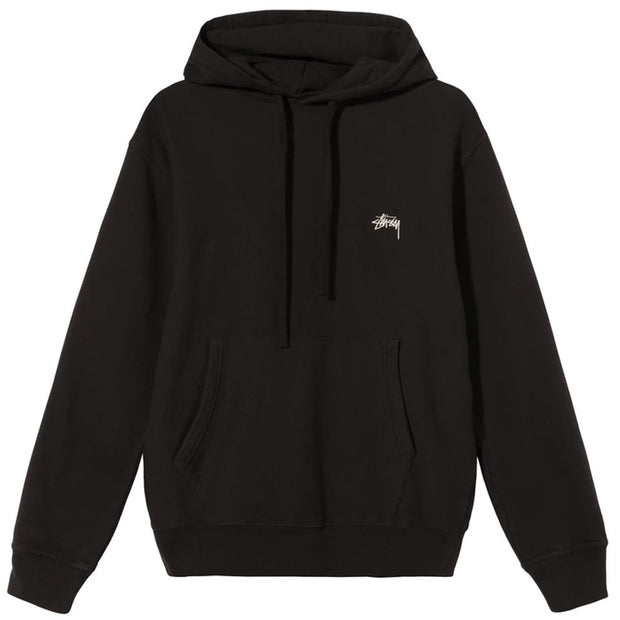 Stock Logo Hood 'Black'