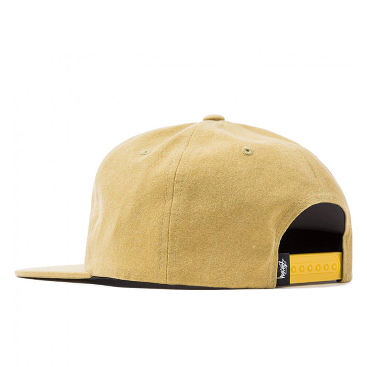 Washed Oxford Canvas Cap