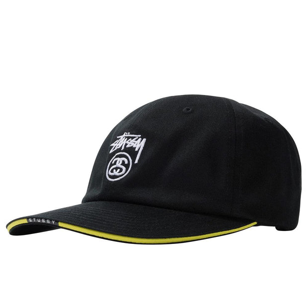 Sandwich Visor Low Pro Cap 'Black'