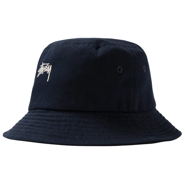Stock Bucket Hat 'Navy'