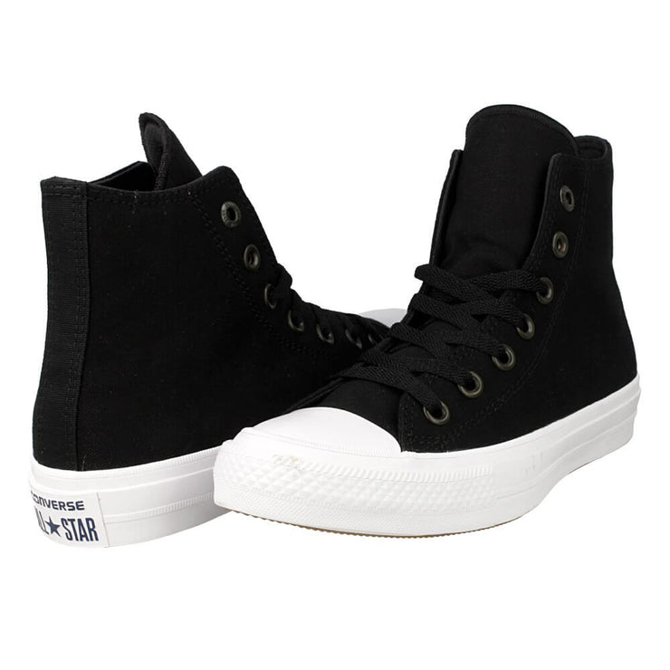 Chuck Taylor All Star 2 Hi 'Black'