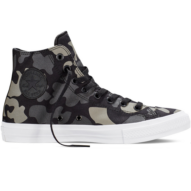 Chuck Taylor All Star 2 High 'Camo'