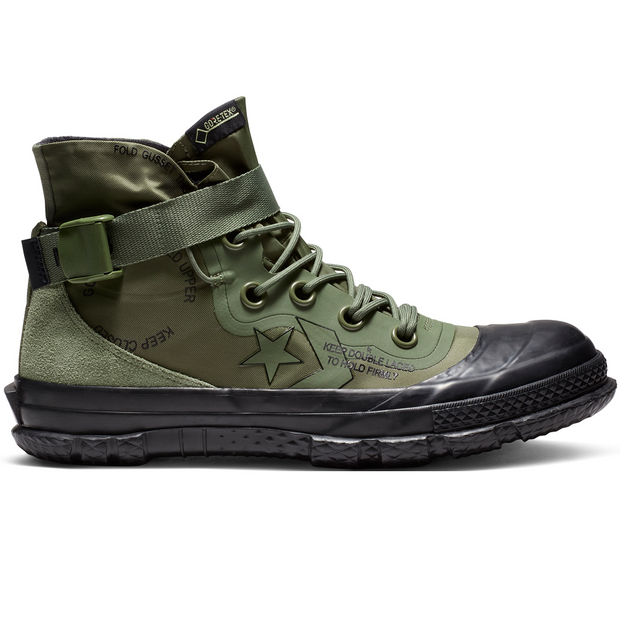 Fastbreak MC18 Hi 'Field Surplus'