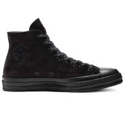 Chuck 70 Velvet High Top 'Black'
