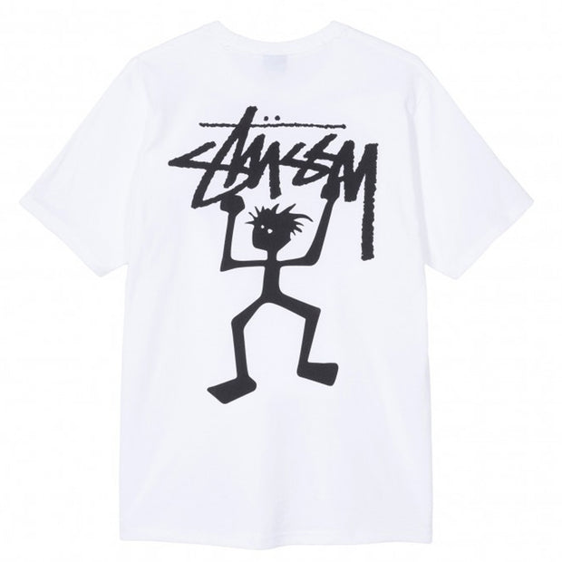 Warrior Man Tee 'White'